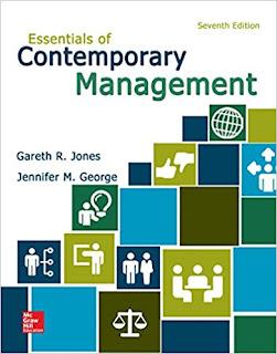 Essentials of Contemporary Management 7e Jones Test Bank 1