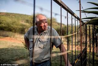 Africa de Sud a votat pentru confiscarea terenurilor deținute de albi