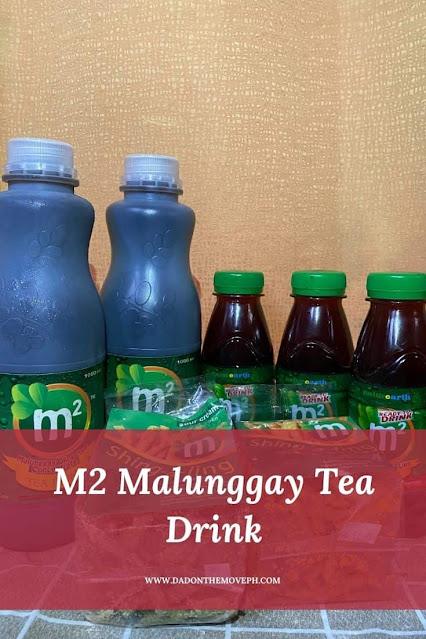 M2 Malunggay Tea Drink review