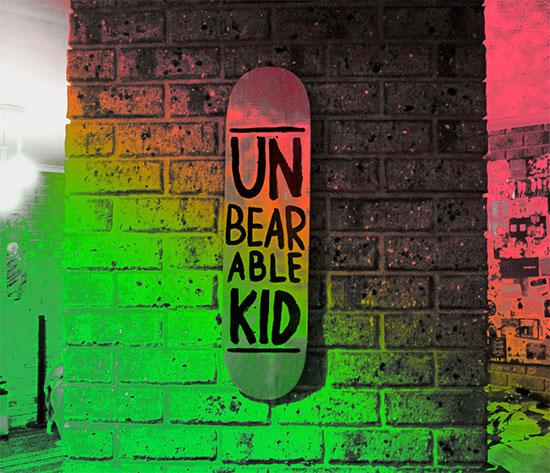 Alex The Kid stream new song 'Unbearable Kid'