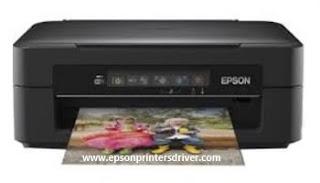 Epson XP 215 Driver & Utilities Download