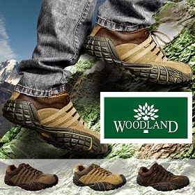 Hurry Loot Offer!!!!!!!!!!!!  Flat 73% Off on Woodland Men's Outdoor Shoes worth Rs.3395 for Rs.899 Only