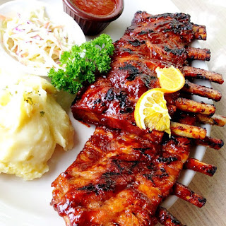 pork ribs enak di jogja, pork ribs jogja, steak iga babi jogja, steak iga babi warung 52, steak babi enak jogja, iga panggang jogja, iga babi panggang jogja