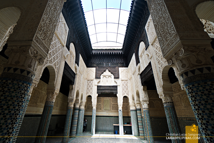 Sale Morocco Day Trip Marinid Madrasa Sale