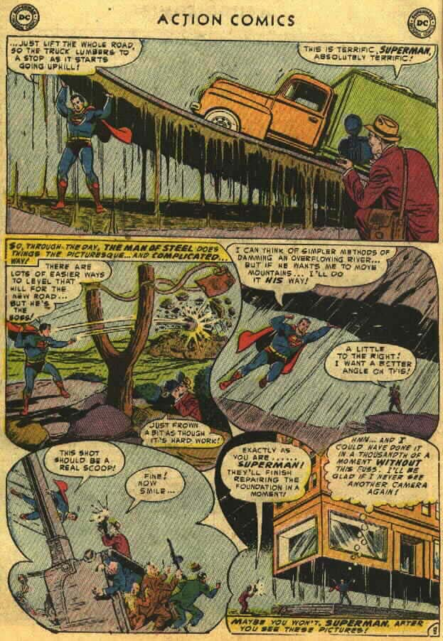 Action Comics (1938) 185 Page 9
