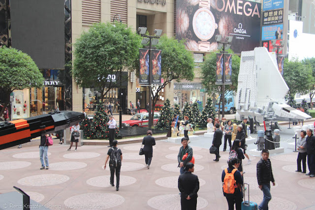 Times Square of Causeway Bay, Hong Kong