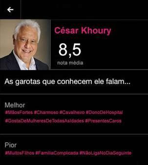Lulu do Cesar Khoury - Amor a vida