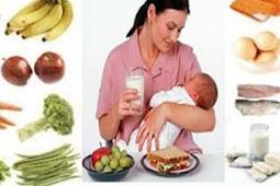 Suplemen Makanan Ibu Menyusui Agar Bayi Sehat dan Cerdas