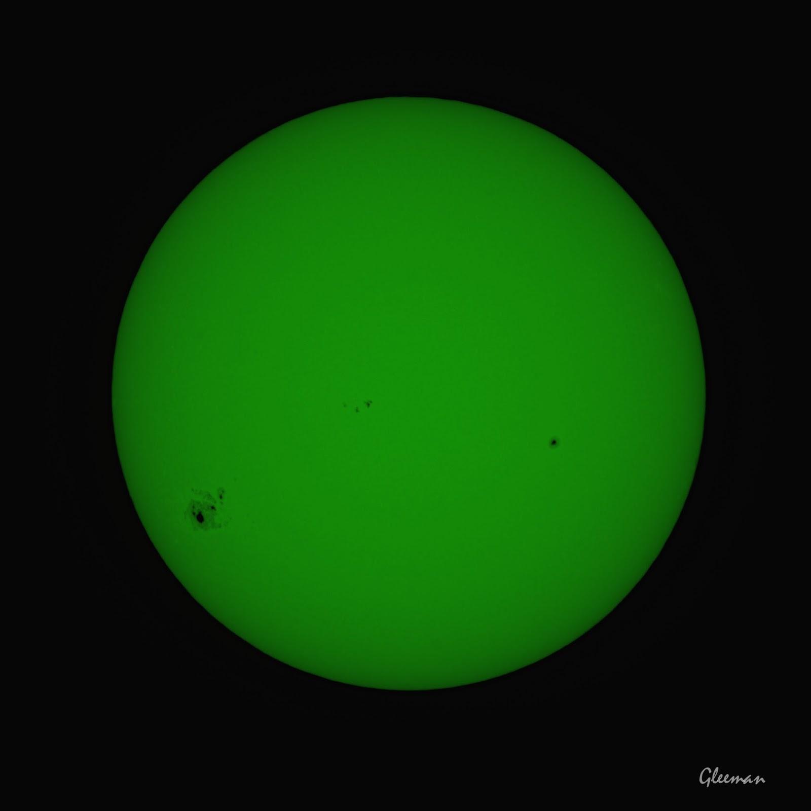 AR2192 巨大黑子群