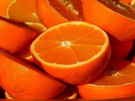 Buah Jeruk Kaya Akan Vitamin C