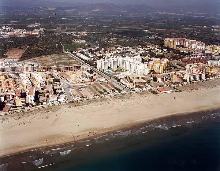 Apartamentos Mediterrania alquiler de apartamentos en Playa Puerto Sagunto y Canet Den Berenguer