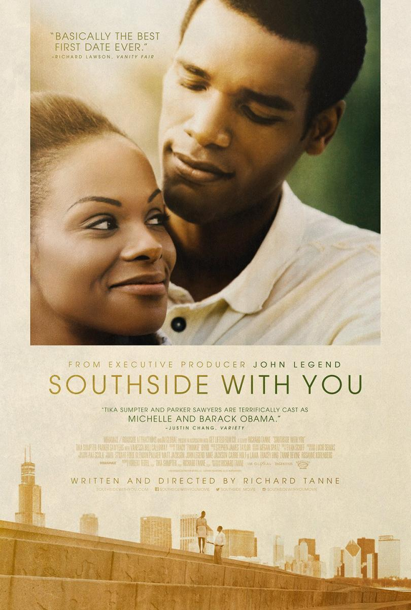 Southside with You [2016] [DVDR] [NTSC] [Subtitulado]