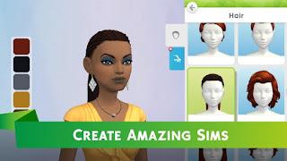 The Sims™ Mobile MOD APK + OBB Data Terbaru 2017 Gratis