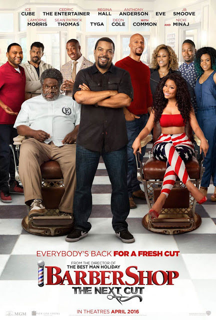 Barbershop : The Next Cut (2016) ταινιες online seires oipeirates greek subs