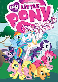 MLP My Little Pony Animated #3 Comic