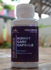 Kidney Care Capsule For Women Di Apotik