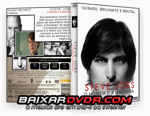 STEVE JOBS – O HOMEM E A MAQUINA (2016) LEGENDADO DVD-R OFICIAL