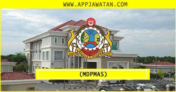 Jawatan Kosong Kerajaan di Majlis Daerah  Pasir Mas (MDPMAS)