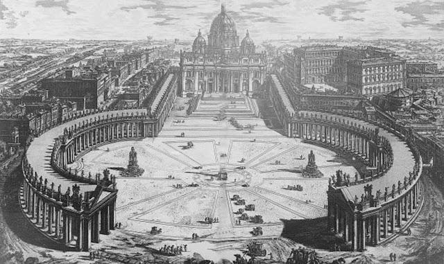Eski Vatikan Tasviri