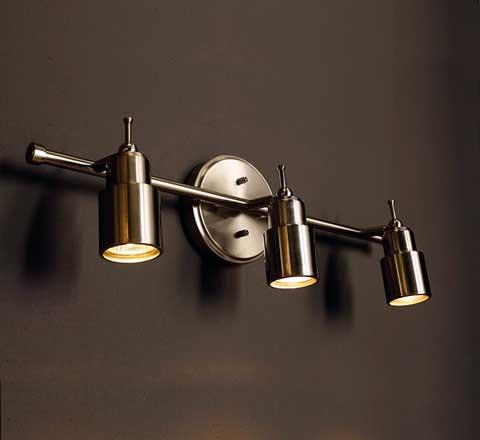 Instalaciones eléctricas residenciales - Lámparas para interiores
