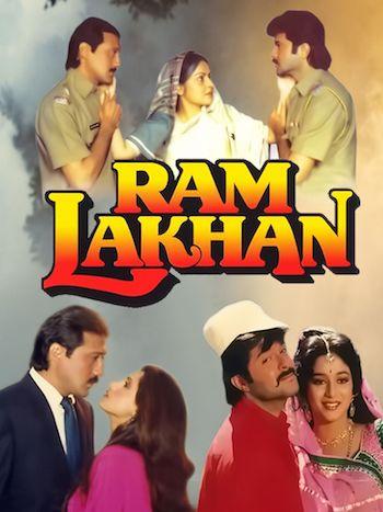 Ram Lakhan 1989 Hindi Full Movie Download