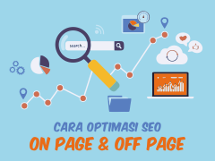 Meningkatkan Pengunjung dari Search Engine dengan Seo On Page dan Seo Off Page