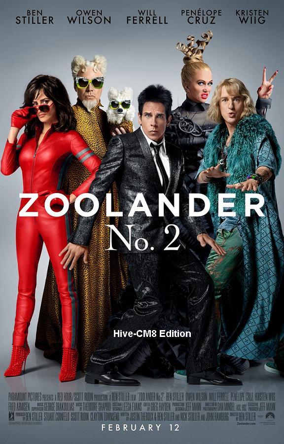 Baixar Filme Zoolander 2 HDTS AVI