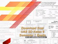Soal UAS SD Kelas 6 Semester 1 Semua Pelajaran Gratis