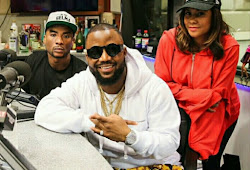 Watch! Cassper Threw Major Shade At AKA On The Breakfast Club!