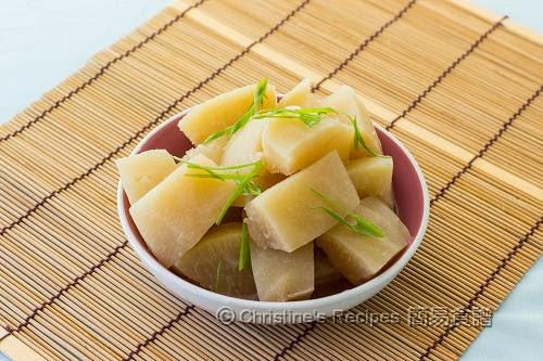 燜柚子皮 Braised Pomelo Pith02