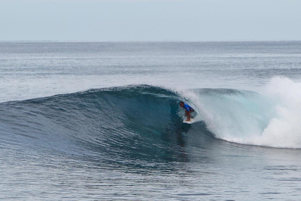 11 Dede Suryana Mentawai Rip Curl Pro foto WSL