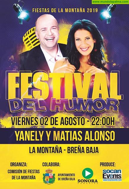 FIESTA DE LA MONTAÑA 2019: Yanely y Matías