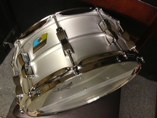 Drum Nuts (& Bolts): Tuning Ludwig Snare Drums With Tune-bot