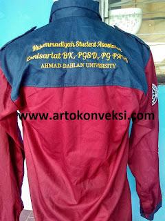 Jual/ Order Jas, Kemeja, Jaket, Kaos dan Topi Custom Ikatan Mahasiswa Muhammadiyah (IMM)