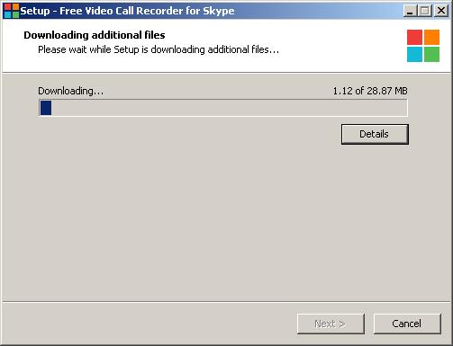 برنامج Video Call Recorder for Skype لتسجيل مكالمات السكايب