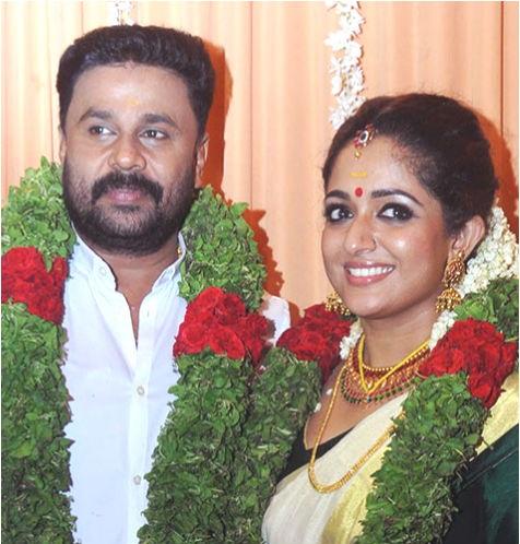 Dileep married Kavya Madhavan | Wedding photos