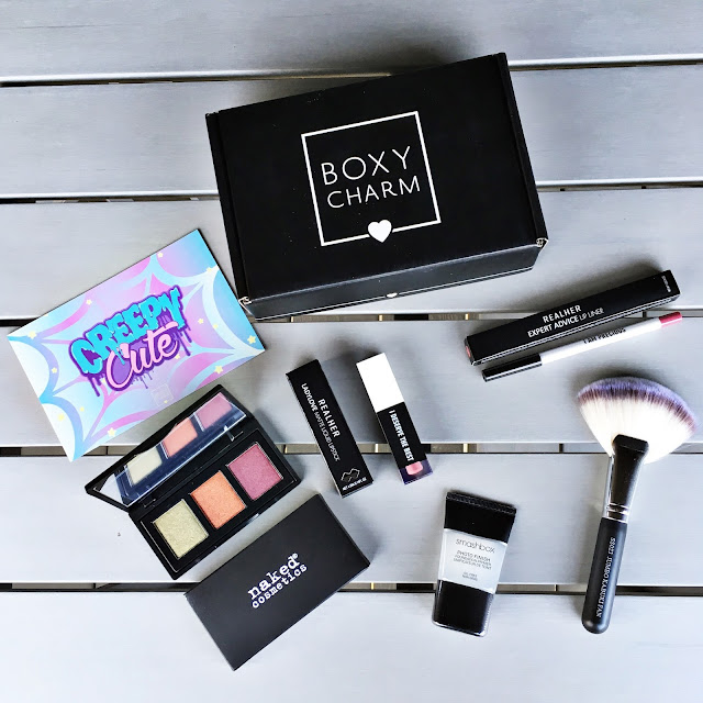 march 2017 boxycharm unboxing spoiler reveal