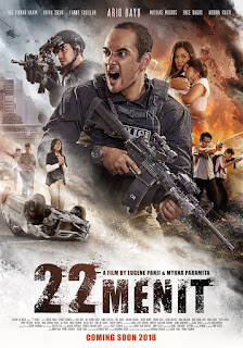 22 Menit (2018) Bluray Full Movie