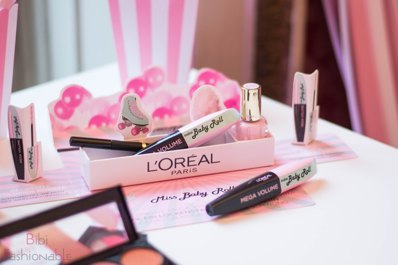 Wir Entdeckerinnen Beauty Blogger Event by dm Loreal Mascara