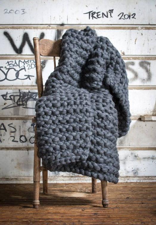 new york sofa bed nz leather phoenix arizona cush and nooks: chunky knit throws