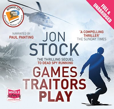 Euro Crime Review Games Traitors Play By Jon Stock Audio Book