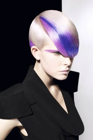 Pure Hair Short Edgy Hairstyles