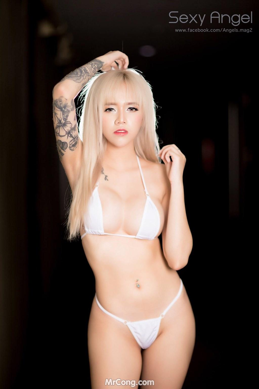 Image Thai-Model-No.479-Sasithon-Wonglangka-MrCong.com-002 in post Thai Model No.479: Người mẫu Sasithon Wonglangka (26 ảnh)