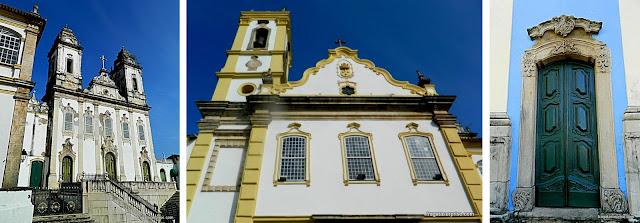 Igrejas de Salvador: Igrejas do Carmo, Odem Terceira do Carmo e Boqueirão