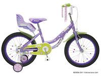 Sepeda Anak Wimcycle Mini Jolly MY2012 18 Inci