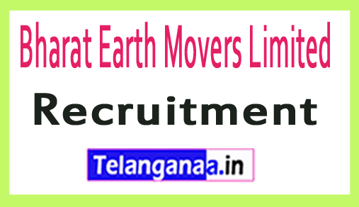 Bharat Earth Movers Limited BEML Recruitment