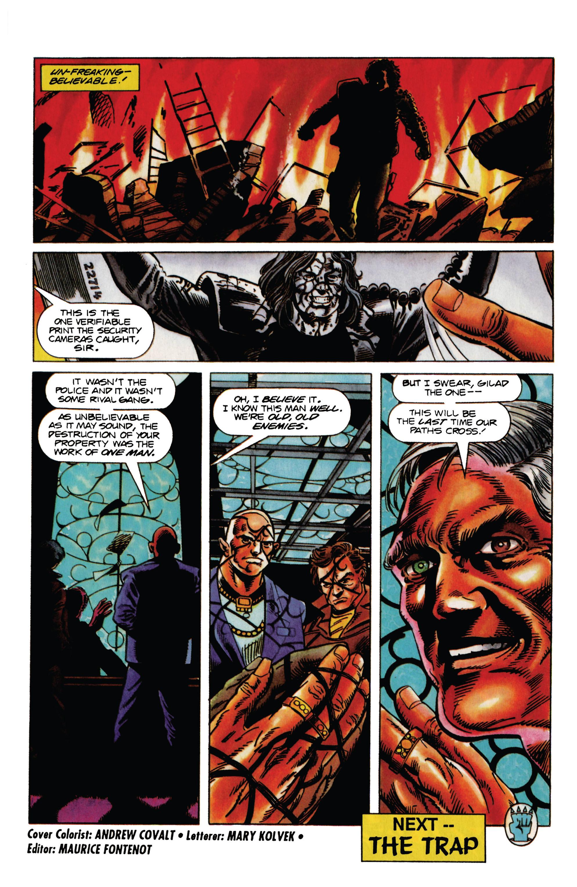 Read online Eternal Warrior (1992) comic -  Issue #28 - 22