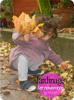 La Toussaint - Les enfants et le jardinage ...