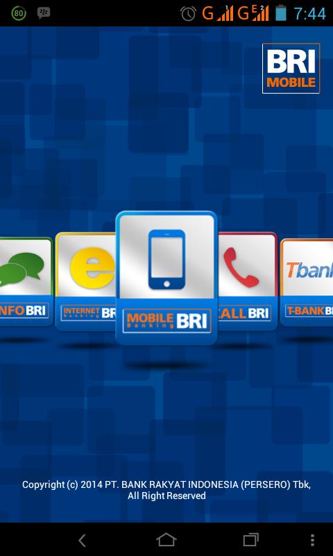 Cara Beli Token PLN Online Via mBanking BRI