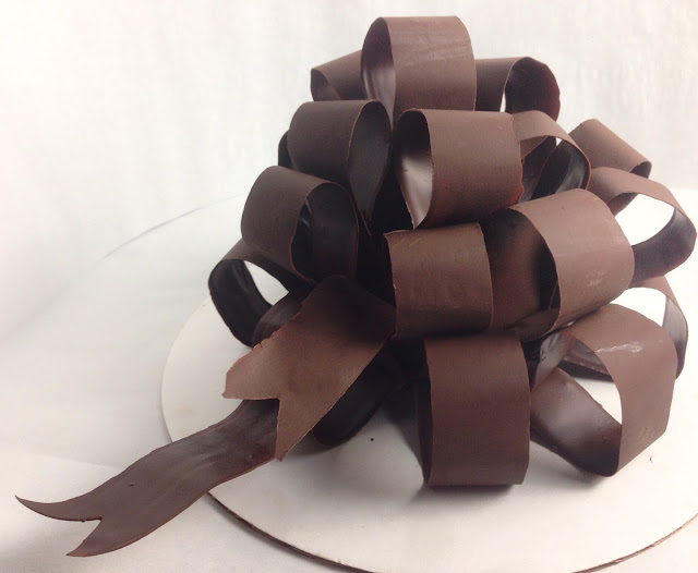 Chocolate Bow